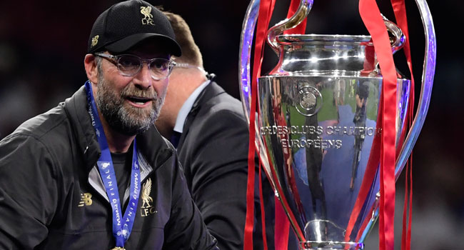 'It Means So Much'- Liverpool's Klopp Reacts To Victory