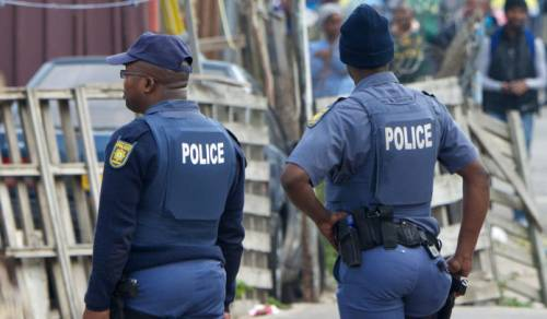 South Africa: Four Policemen Arrested Over Killing Of Nigerian