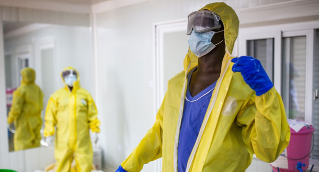 Ebola Death Toll Crosses 2,000 DR Congo Ahead Of UN chief's Visit