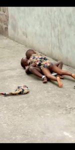 See the now viral picture of two kids having S*x on Facebook. Nigerians react.