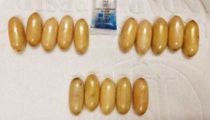 Kenyan arrested in Thailand with cocaine capsules