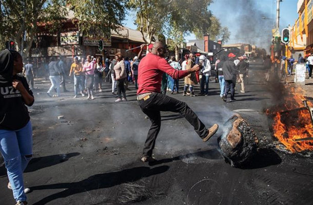 3 Ghanaians injured in Xenophobic attacks in South Africa