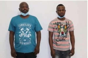 Two Nigerians Arrested For 'Defrauding A State In Germany Of €2.3m COVID-19 Fund'